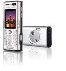 Sony Ericsson K600. Click to zoom