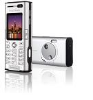 Sony Ericsson K600. Click to zoom