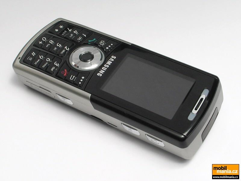 Samsung i300: konečně smartphone a navíc s pevným diskem ...