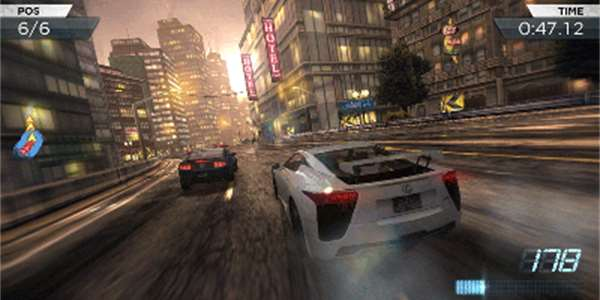 Reflex, NFS: Most Wanted a Smart Switch pro Galaxy S4 zdarma