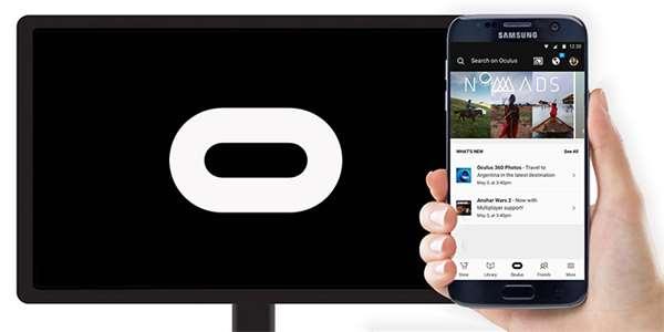 bf202421e Oculus spouští streamování z Gear VR to televize přes Chromecast