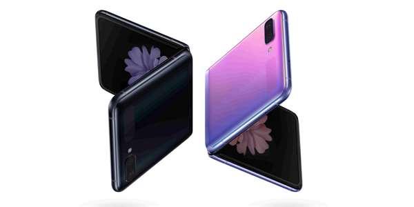 Samsung Galaxy Z Flip. Návrat kompaktního véčka díky ohebnému displeji.
