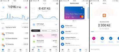 c2f853cc2d4a Revolut (Premium od 175 Kč měsíčně na Androidu a iOS)  Cestovateli udělá  radost