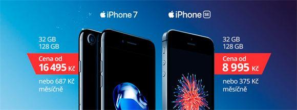b36d8251e O2 zlevnilo většinu starších iPhonů. Nejmenší model SE je za 9 tisíc ...