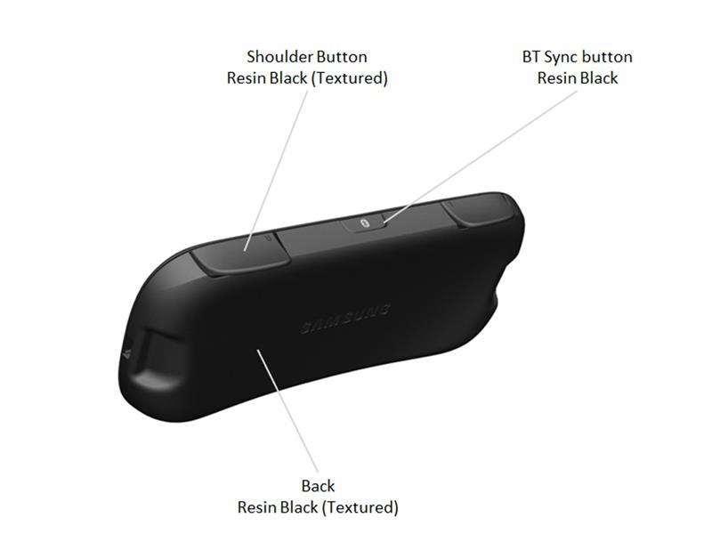 8758a0bda Toto je nový Gamepad od Samsungu, který by měl být již brzy oficiálně  představen