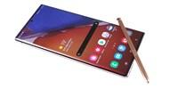 Samsung Galaxy Note20 Ultra – Manažerský design, multimediální cíle