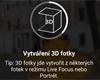 Víte, že si na Facebook můžete nahrát vlastní 3D fotky? Poradíme vám, jak na to