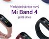 Xiaomi spouští předobjednávky náramku Mi Band 4. Česky na vás mluvit nebude