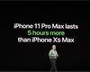 Konečně známe kapacity baterií u nových iPhonů 11. Prozradil je čínský regulátor