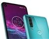Motorola One Action je protáhlý smartphone, který v sobě ukrývá akční kameru