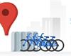 Google integroval údaje o sdílených kolech přímo do map. Najdete je ve 24 městech
