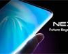 Vivo NEX 3 je tady: Waterfall displej, virtuální tlačítka a Snapdragon 855 Plus
