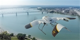 Wingcopter ladí doručovací drony pro USA. Kombinuje obratnost dronu a rychlost až 240 km/h