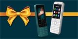 Vybíráme nejlepší tlačítkové mobily pod stromeček. Některé zvládnou i WhatsApp