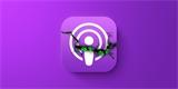 Aplikace Podcasty od Applu je plná chyb. Dejte si pozor, snadno vám vyčerpá FUP