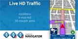 Česká navigace MapFactor rozšiřuje funkci Live HD Traffic o 35 nových zemí