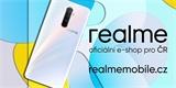 Realme spustilo český e-shop. Zatím nabízí čtyři modely smartphonů a hrstku příslušenství