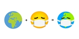 Google namíchal nové emotikony. Poslat teď můžete zeměkouli s rouškou a další bláznivé kombinace