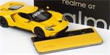 Realme GT 5G. Žlutý sporťák dorazil do Česka, první týden bude se slevou
