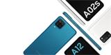 """Samsung představil dvě levná """"áčka"""" pro příští rok - Galaxy A02s a Galaxy A12"""