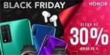 Honor Black Friday už jen do neděle. Se slevou nakoupíte smartphony, sluchátka i chytré hodinky