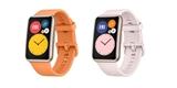 Jako protažené Apple Watch. Takto mají vypadat chystané Huawei Watch Fit