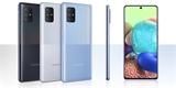 5G sítě i pro střední třídu. Samsung představil Galaxy A51 5G a Galaxy A71 5G