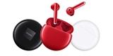 Freebuds 3 mají úspěch, Huawei nabídne bezdrátová sluchátka i v červené barvě