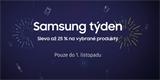 Samsung zahajuje týden slev. U tabletů, telefonů a hodinek sleví až 26 procent