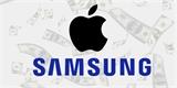Apple zaplatil Samsungu skoro miliardu dolarů. Paradoxně za to, že neodebral nasmlouvané displeje