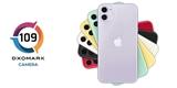 Apple iPhone 11 zůstal v žebříčku DxO Mark pozadu. Důvodem je chybějící teleobjektiv