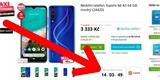 Bezkonkurenční nabídka. Xiaomi Mi A3 s čistým Androidem padá na 3 333 Kč