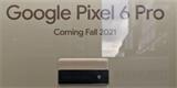 Google už v USA vystavuje Pixel 6, do konce roku je prý v plánu i skládací Pixel Fold
