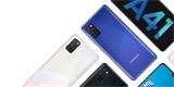 Kompaktní Samsung Galaxy A41 bude i v Česku. Zvýšená odolnost nakonec chybí