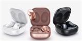 Odhaleno s předstihem! Samsungu unikají bezdrátová sluchátka Galaxy Buds Live