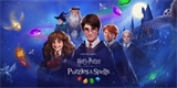 """Svět čar a kouzel znovu ožívá. Harry Potter dostal podobu hry typu """"spoj 3"""""""