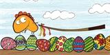 Audioknihy s velikonoční slevou: Virtuální pomlázka i hity za poloviční cenu