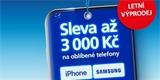 5G telefony se slevou až 3 tisíce. O2 letní výprodej platí jen do konce července