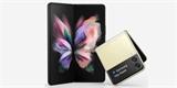 Podívejte se tiskové rendery Samsungu Galaxy Z Fold3 a Galaxy Z Flip3