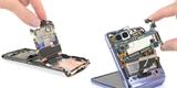 Skládačky krytů zbavené. Jak se liší vnitřnosti Galaxy Z Flip a Motoroly Razr?