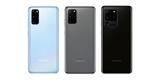 Tiskové rendery jsou tady! Podívejte se, jak budou vypadat Samsungy Galaxy S20