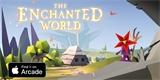 """Představujeme hry z Apple Arcade: Očarovaný svět a skvělá variace na """"Spoj 3"""""""