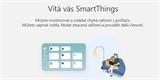Chytrá zařízení už nastavíte i z Windows 10. Přes aplikaci Samsung SmartThings