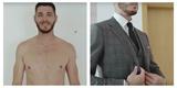 Pro nový oblek už nemusíte ke krejčímu. Stačí appka, zbytek zařídí český startup Menro