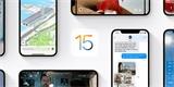 Apple vydal iOS 15 a watchOS 8. Aktualizace je pro všechny stejně jako loni