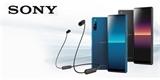 Sony láká na pěkný dárek. K Xperii L4 dostanete bezdrátová sluchátka