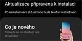 Samsungy Galaxy S10 a Galaxy Note10 v Česku dostávají update na One UI 2.1