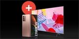 Zajímavý bonus. Při koupi Samsungu Galaxy Z Fold2 dostanete televizi za 1 Kč!