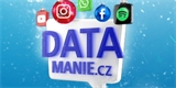 Když chcete data, nemusí jich být moc. Datamanie je zpět se dvěma tarify!