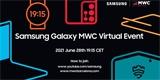 Přesně za týden. Samsung na virtuálním MWC ukáže své nové mobilní produkty